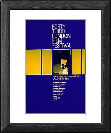 London Film Festival Poster - 1999